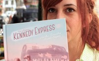 Pénélope Bagieu chronique Sixteen Kennedy Express