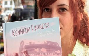 Lien permanent vers Pénélope Bagieu chronique Sixteen Kennedy Express