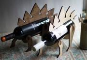 Lien permanent vers Le porte-bouteille dinosaure, pour pimper n'importe quel dîner