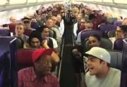 Lien permanent vers Le cast du Roi Lion monte dans un avion…