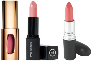 laque lvres color riche extraordinaire teinte rose melody loral paris 1650 rouge lvres minral teinte nicely nude elf - Rouge A Levre L Oreal Color Riche