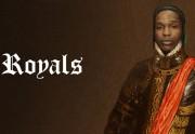 Royals, la marque de t-shirts qui mêle Histoire et pop culture