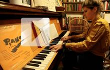Klô Pelgag en acoustique chez Shakespeare & Co. !