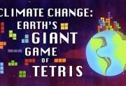 Lien permanent vers Le changement climatique expliqué par Tetris