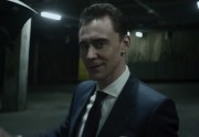 Tom Hiddleston, Ben Kingsley et Mark Strong dans une pub pour Jaguar