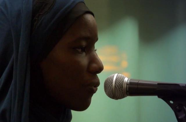 Mon voile, ma liberté : mon slam et mes explications