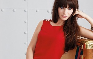 Lien permanent vers Zooey Deschanel crée une mini-collection de robes pour Tommy Hilfiger