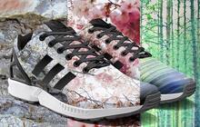 Adidas lance une application pour customiser ses baskets ZX Flux