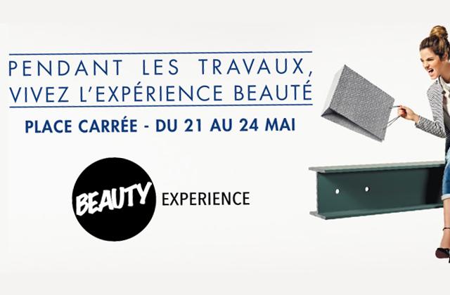 Beauty Experience, l'espace beauté gratuit du Forum des Halles