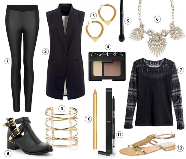 Get the Look — Les gens du Capitole (Hunger Games) cinna