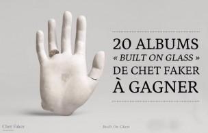 Lien permanent vers 20 albums de Chet Faker à gagner !