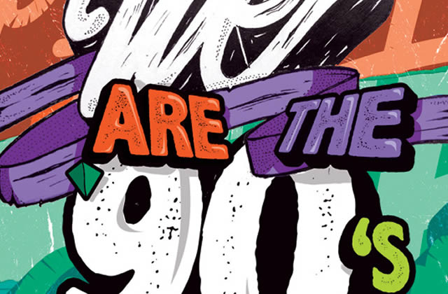 5×2 places à gagner pour la We Are The 90's du vendredi 9 mai 2014 !