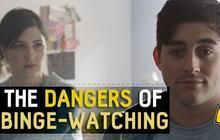 Les dangers de l'addiction aux séries