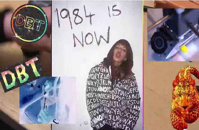 « Double Bubble Trouble », le nouveau clip psychotique de M.I.A