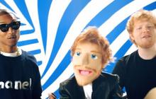 «Sing », d'Ed Sheeran, le premier clip de l'album «x »