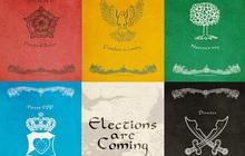 Les groupes politiques européens présentés façon Game of Thrones