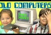 Lien permanent vers Des enfants réagissent aux vieux ordinateurs
