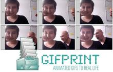 Gifprint : transformez vos gifs en flipbooks