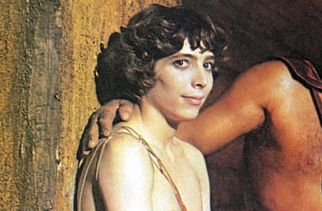 Giton (Fellini Satyricon), un personnage hybride et martyrisé
