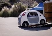 Lien permanent vers Google présente son premier prototype de voiture sans volant