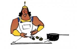 Lien permanent vers Les gougères aux épinards de Kronk (Kuzco) — Recettes Disney