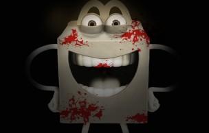 Lien permanent vers Happy, la mascotte du Happy Meal, terrorise les Américains