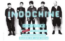 Indochine joue la carte de l'humour pour leur concert au Stade de France
