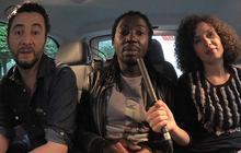 Une interview-van avec l'équipe d'Amour sur Place ou à Emporter