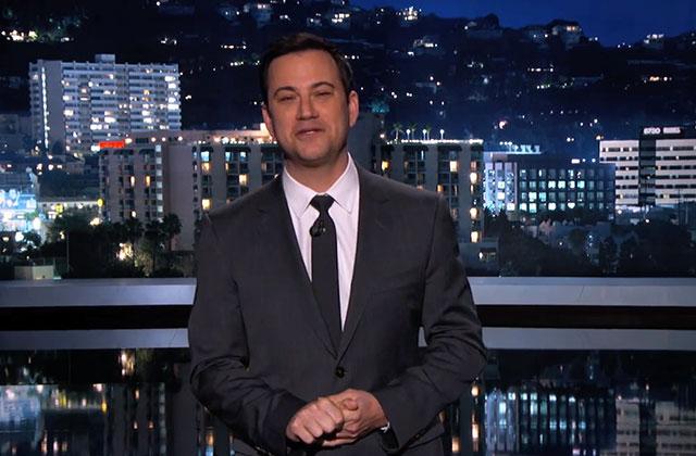 Jimmy Kimmel (re)fait son micro-troll… avec Godzilla