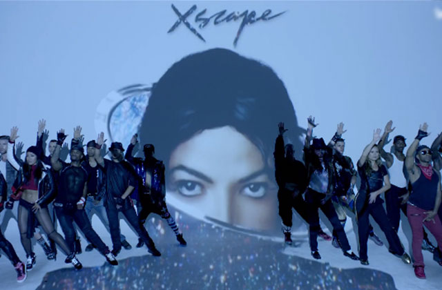 Love Never Felt So Good, l'hommage à Michael Jackson feat. Justin Timberlake