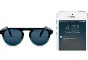 Lien permanent vers Des lunettes de soleil qui envoient un texto quand on les oublie