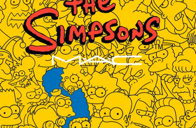 MAC rend hommage à Marge Simpson avec une collection de maquillage