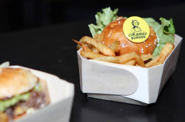 Mamie Burger a ouvert un nouveau resto à Paris