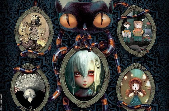 La collection Métamorphose des éditions Soleil s'expose à Paris !