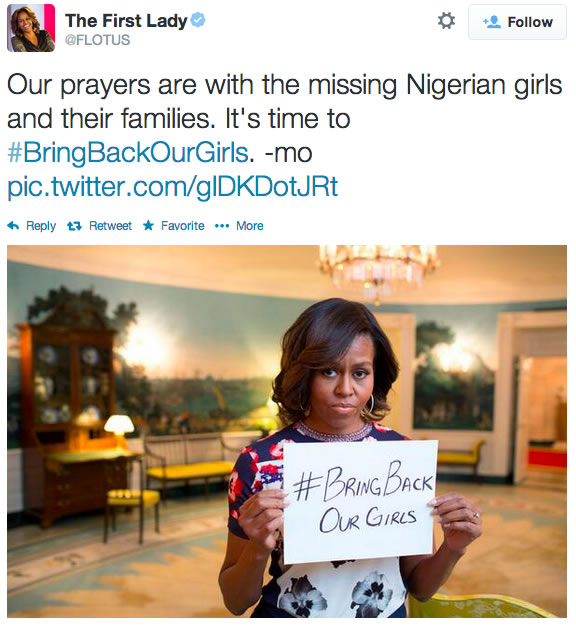 bring back our girls obama