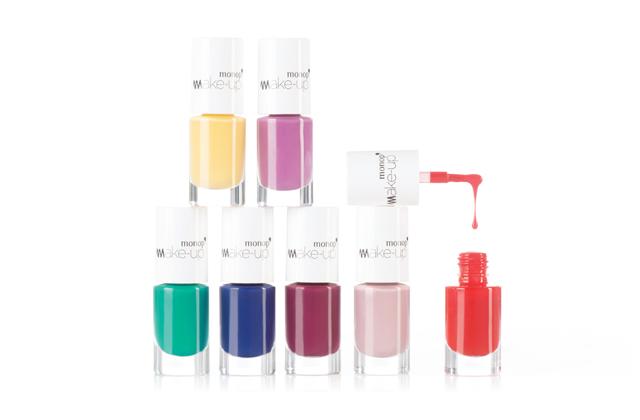 Monop'Make-Up, la nouvelle ligne de maquillage de Monoprix