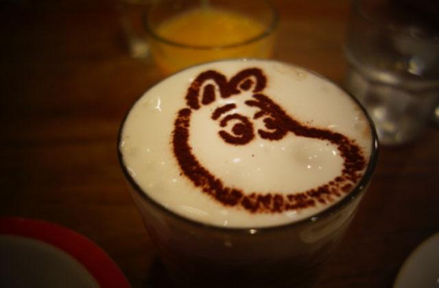 Le Japan's Moomin café, pour se sentir moins seul en prenant le thé… avec des peluches