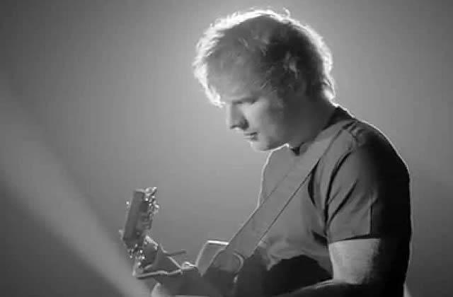 «One », un nouveau titre d'Ed Sheeran en acoustique
