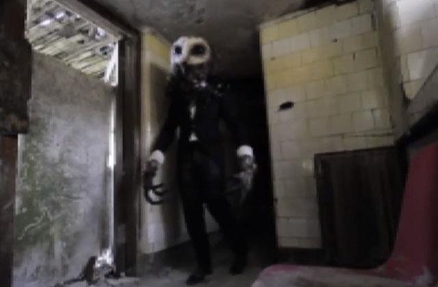 L'homme-chouette de l'hôpital abandonné, ou la caméra cachée de la mort