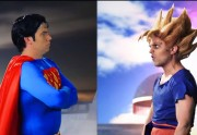 Lien permanent vers Superman vs. Goku, l'Epic Rap Battle des gros durs