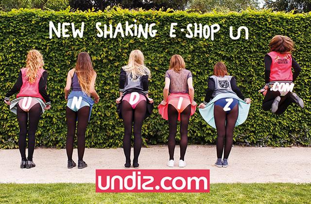 Undiz ouvre son e-shop (avec livraison gratuite jusqu'au 23 mai) !