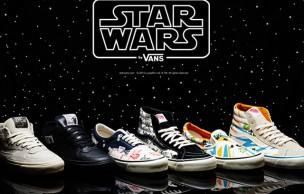 Lien permanent vers Vans rend hommage à Star Wars avec une collection de baskets imprimées