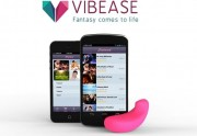 Vibease, le sex toy connecté du futur !
