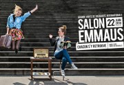 Lien permanent vers Le 15ème salon Emmaüs au parc des expositions de Paris, c'est dimanche !