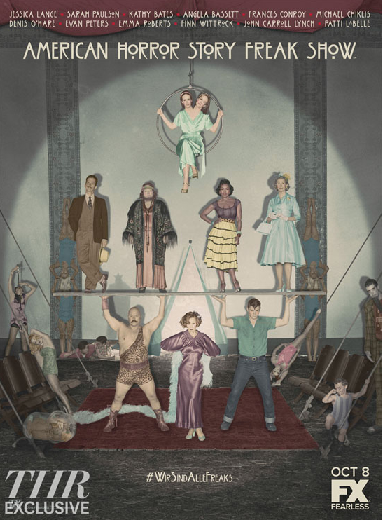 american horror story saison 4 freak show