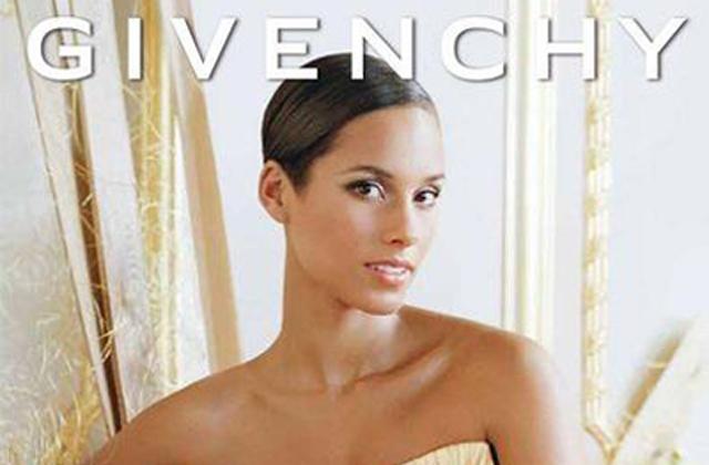 Alicia Keys, égérie du nouveau parfum Givenchy