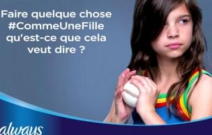 Lien permanent vers Always lance #CommeUneFille, une campagne de pub anti-stéréotypes