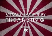 American Horror Story : Freak Show — Un nouveau teaser et une affiche !