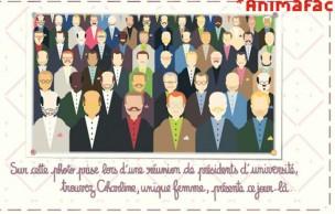 Lien permanent vers Animafac présente sa campagne pour l'égalité femmes-hommes