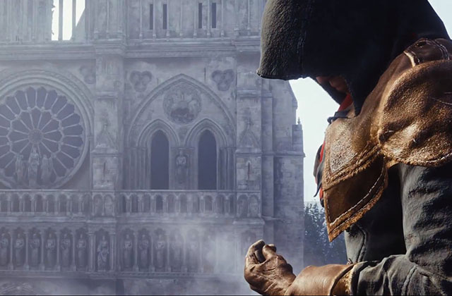Assassin's Creed Unity : le trailer officiel !